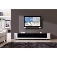 Editor TV Stand White