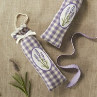 Lavendar Scented Sachet Favors - Set of 24