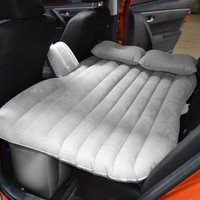 Car Back Seat Air Mattress Travel Bed