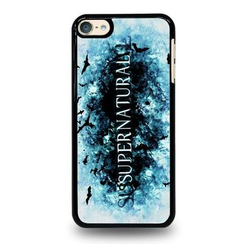 SUPERNATURAL LOGO iPod Touch 6 Case Cover