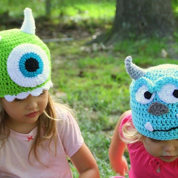 44d6e2e0048 Best Monsters Inc Hat Products on Wanelo
