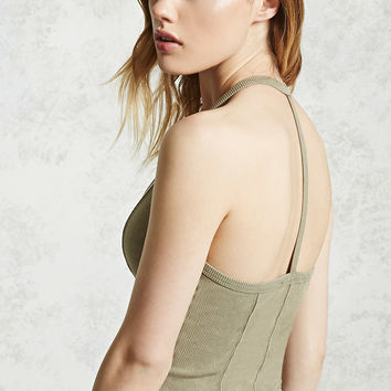 T-Back Cropped Cami