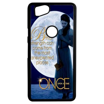 Once Upon A Time Belle Full Moon Google Pixel 2 Case