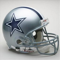 Riddell Deluxe Replica Helmet Dallas Cowboys