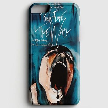 Pink Floyd The Wall Poster iPhone 8 Plus Case | casescraft