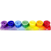 Chakra Votive candle (Set of 7)