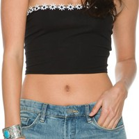 SWELL DAISY DO CROPPED DAISY TOP