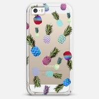 TIFFANY CRAZY ANANAS iPhone 5s case by Monika Strigel | Casetagram    Get 20 % on Memorials Day with Code : MAY2014