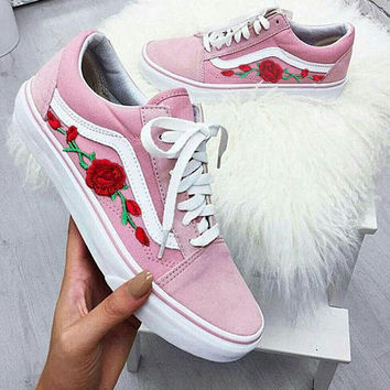 f13f38cc5f vans old skool rose pastel - www.cytal.it