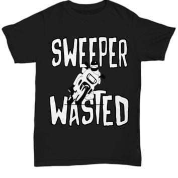 National Hangover Day Sweeper Wasted Shirt