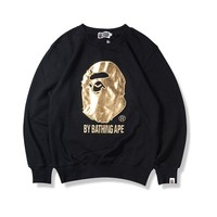 Golden skin thin men's leisure long sleeves [11570140620]