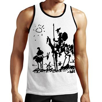 Don Quijote Tank Top