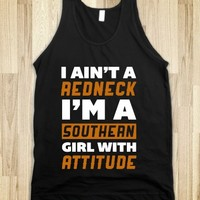 Southern Girl With Attitude