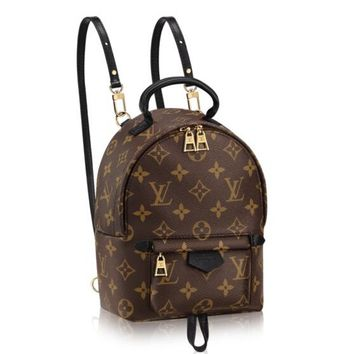 Replica Louis Vuitton Palm Springs Backpack Mini M41562