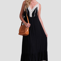 Moon Canyon Maxi Dress