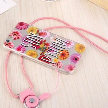 Summer Sling iPhone 5s 6 6s Plus creative case Cover Gift-111