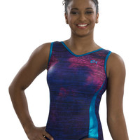 Party Rock Criss Cross Back Leotard from GK Elite
