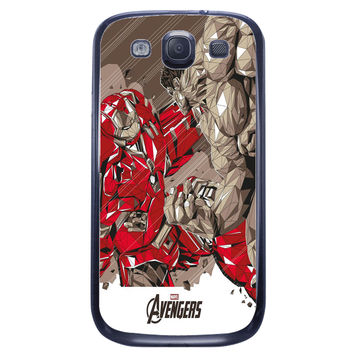 The Avengers Hulk Samsung Galaxy S3 Case