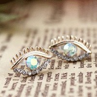 Charming Eyes Fashion Earrings | LilyFair Jewelry