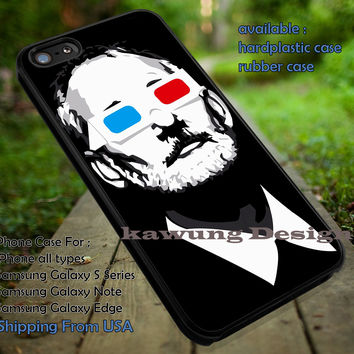 Bill Murray 3D Glasses The Chive iPhone 6s 6 6s+ 5c 5s Cases Samsung Galaxy s5 s6 Edge+ NOTE 5 4 3 #movie #SaturdayNightLive dt