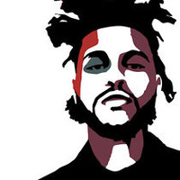 The Weeknd XO Silhouette Poster A1 A2 A3 A4 OVO Drake Abel King Of The Fall Ofte