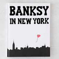 Banksy In New York By Ray Mock- Assorted One