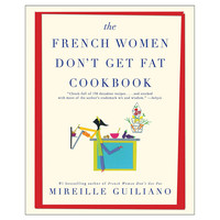 The French Women Don't Get Fat Cookbook, Non-Fiction Books