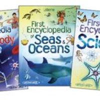 Usborne Books & More. First Encyclopedia Complete Library Collection (3)