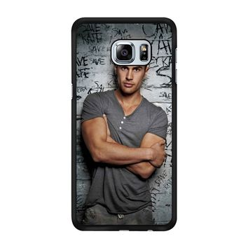 Theo james Arms Span Samsung Galaxy S6 Edge Plus Case