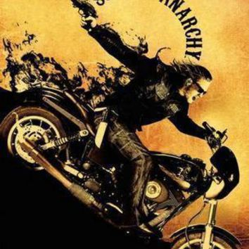 Sons Of Anarchy Poster 16in x24in 16inx24in