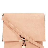 Speak Up Light Peach Purse