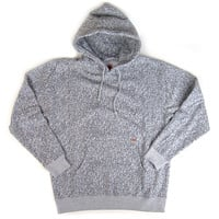 Obey: Harper Hooded Sweatshirt - Heather Grey
