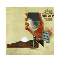 Sleeping With Sirens - Lets Cheers To This Vinyl LP Hot Topic Exclusive