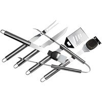 Chefs Basics Select 6-piece Stainless Steel Bbq Set