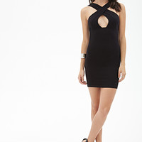 FOREVER 21 Iconic Halter Dress