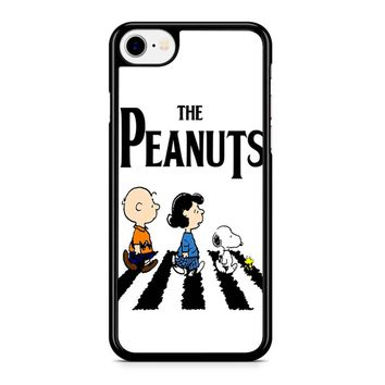 Peanuts Beatles iPhone 8 Case