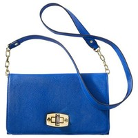 Merona® Turnkey Crossbody Handbag - Blue