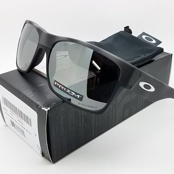 NEW Oakley Twoface sunglasses Black Camo Prizm Polarized 9189-41 60 two covert