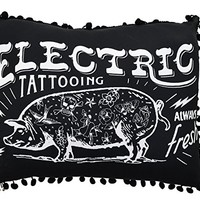 Liquor Brand Electric Pig Pillow