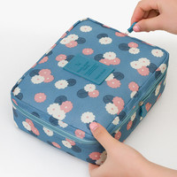 Hot Selling Cosmetic Bag , Multifunctional Travel Pockets Handbag Storage Bag,Fadish Travel Organizer Makeup Bag