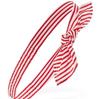 Knotted Stripe Headwrap | Forever 21 - 1000152512