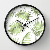 Nobody Can Drag Me Down Wall Clock by Kate & Co.