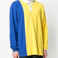 P.A.M. colour-block Fitted Top - Farfetch
