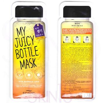 SCINIC My Juicy Bottle Mask - Vita Ampoule Juice