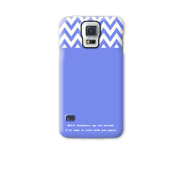 Custom Personalised 3D Samsung Galaxy S5 Case