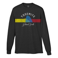 Yosemite Color Block Long Sleeve Tee