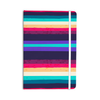 "Nika Martinez ""Surf Stripes"" Everything Notebook"