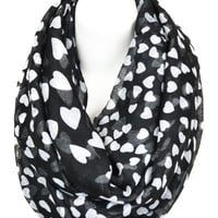 February's Infinity Scarf