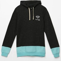 Diamond Supply Co Pavilion OG Script Hoodie - Mens Hoodie - Black/Mint
