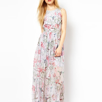 French Connection Eden Print Maxi Dress